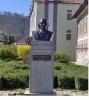 Bustul poetului Mihai Eminescu